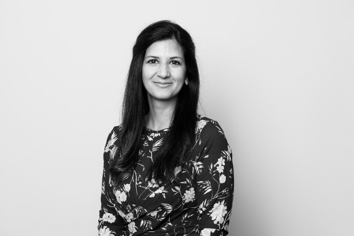 Sonia Malik : Operations Manager