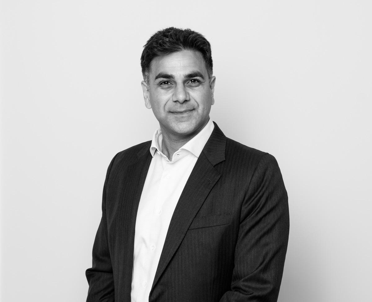 Simon Dalah : Portfolio Manager